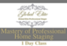 Global Elite Mastery of Professional Hom