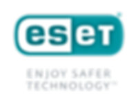 ESET logo - Stacked - Flat Colour - Mid