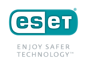 ESET logo - Stacked - Flat Colour - Mid