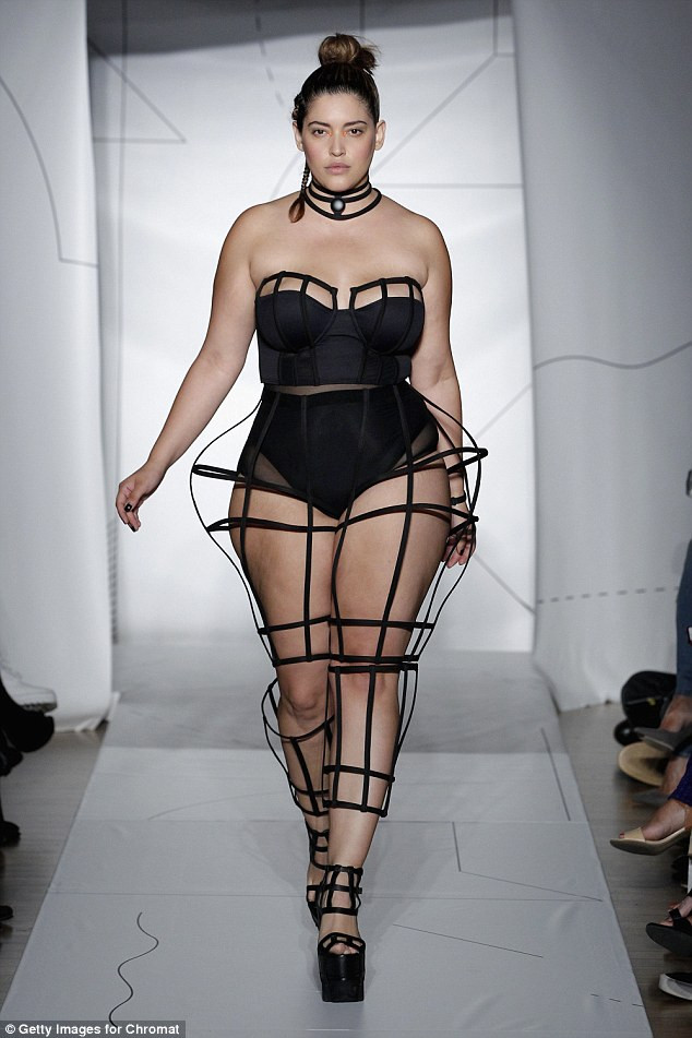 """Plus-size women... """"The Times they are a-Changin'"""" :)"""