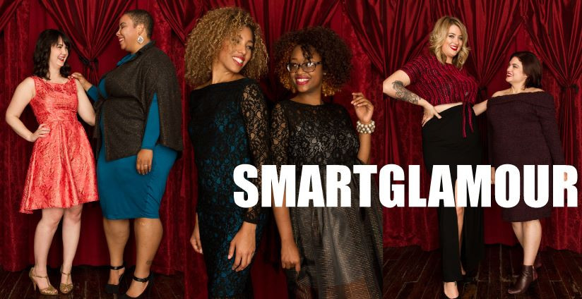 Designer Spotlight; SmartGlamour, a body positive clothing brand.