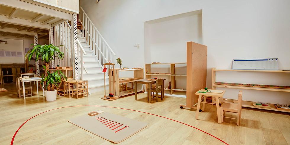 INSCRIPTION OBLIGATOIRE : Portes ouvertes Ecole Montessori Marseille (1)