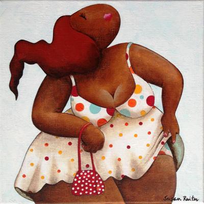 Plus-Size Art: Susan Ruiter