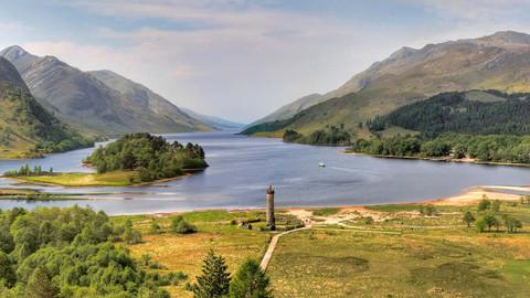 Envie voyage: Scotland, the Highlands and men in kilts;)