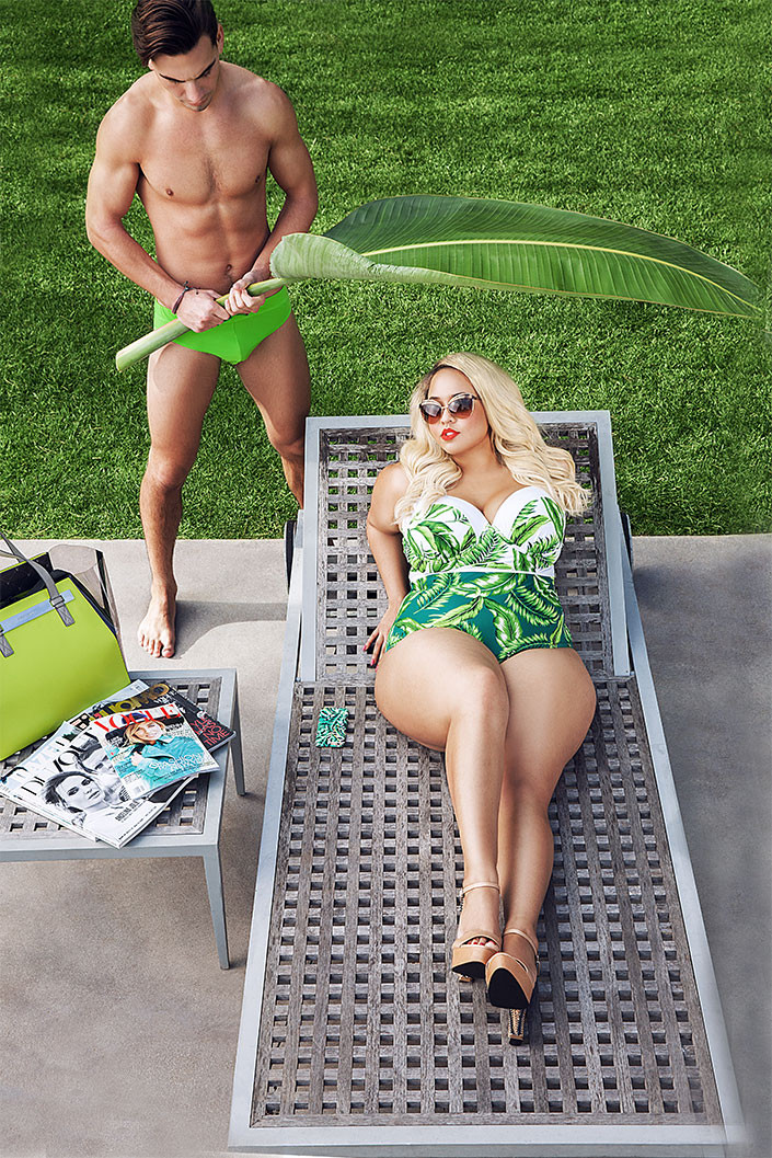 GabiFresh Swimwear 2015