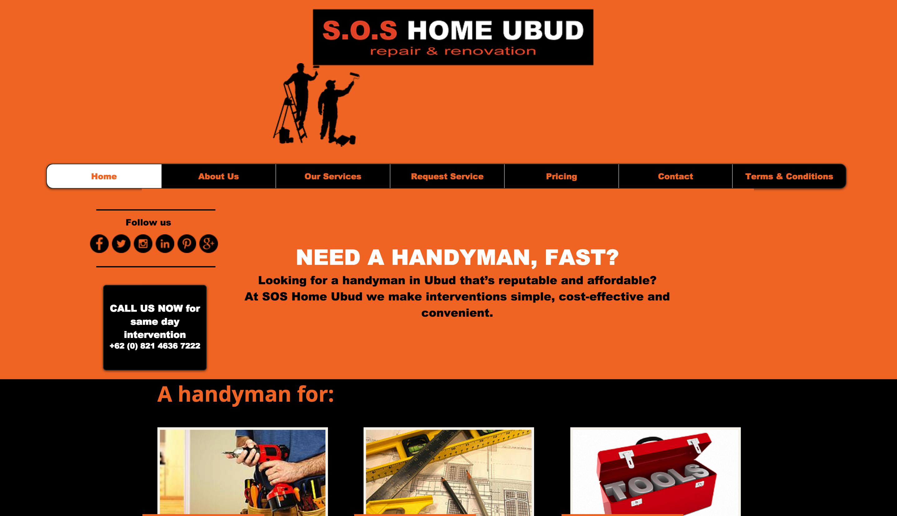 SOS HOME UBUD