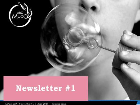 Newsletter #1 - Juin 2020