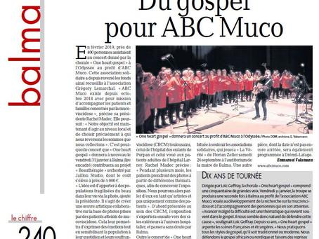 Du Gospel pour ABC MucO
