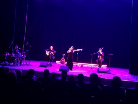 Le Cuarteto Tafi en concert contre la muco - Décembre 2019