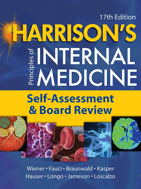 Harrison's Principles of Internal Medicine, 19th Edition