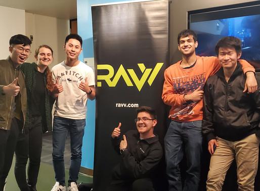 Ravv Recent Activities