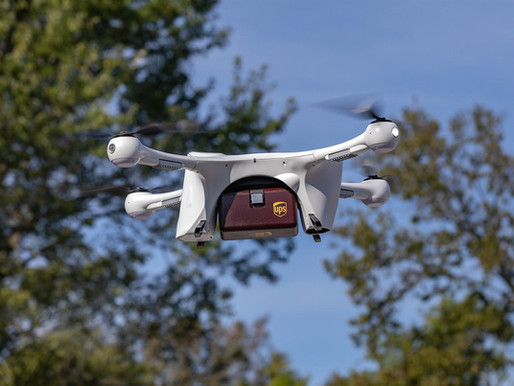 UPS Expands Flight Forward Drone Delivery Service