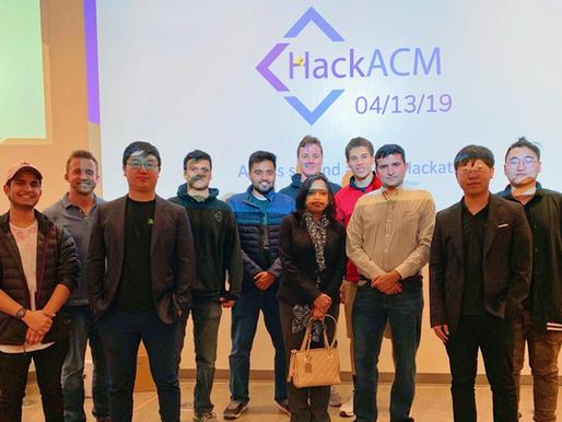 RAVV Host Annual ACM Hackathon For 2019