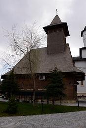 biserica de lemn parohia sfanta vineri pajura