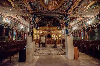 interior biserica parohia sfanta vineri pajura