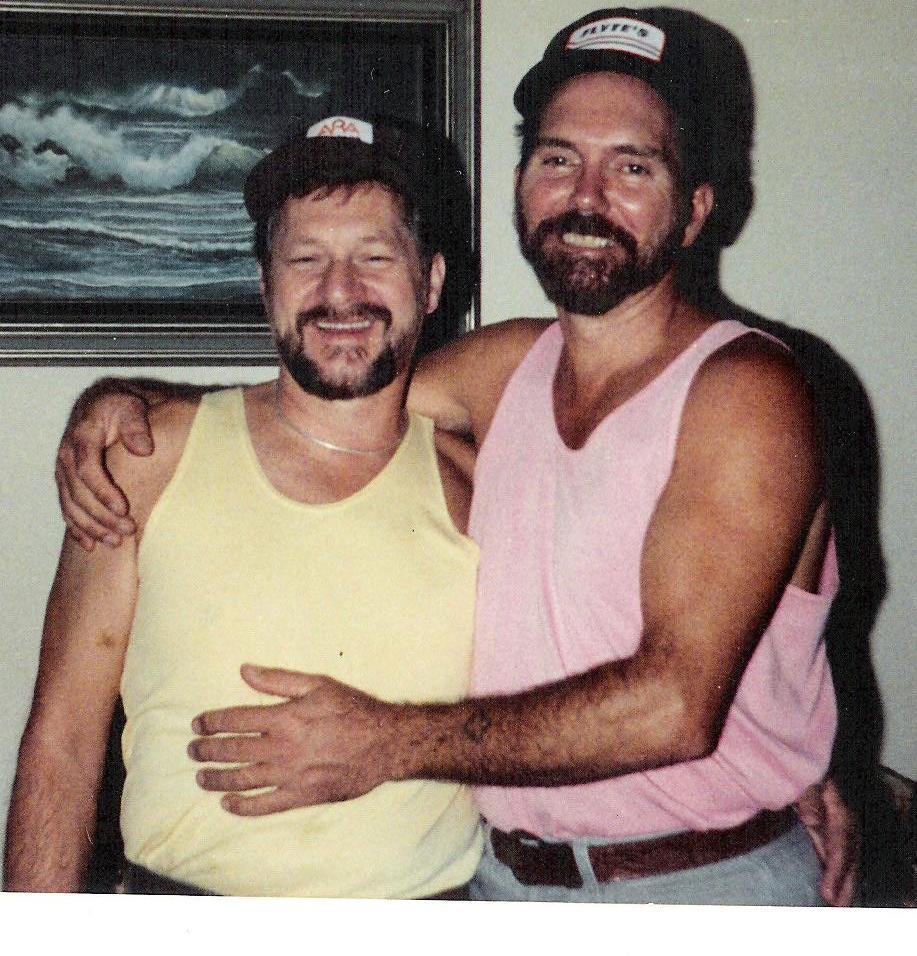 Robert (Bob) Dittsworth & Terry Van Eichenlaub