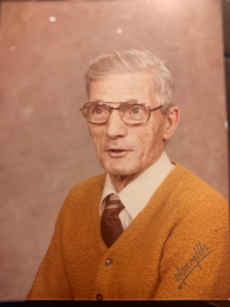 Joseph Eugene Halton c1977