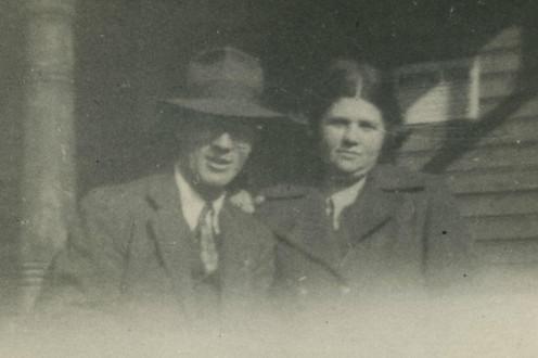 Joseph & Catherine (Young) Halton