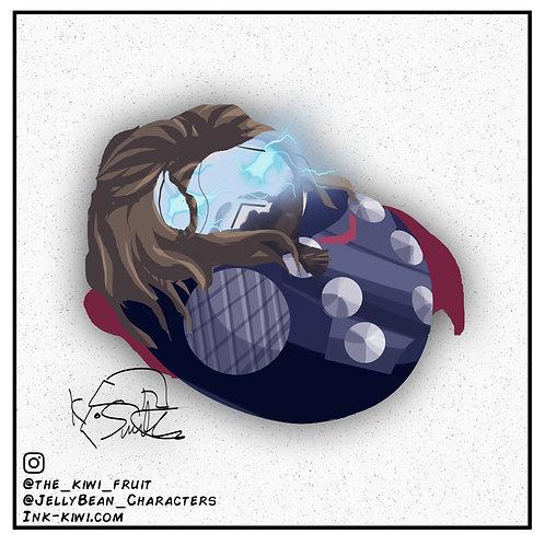 Jelly Bean Thor