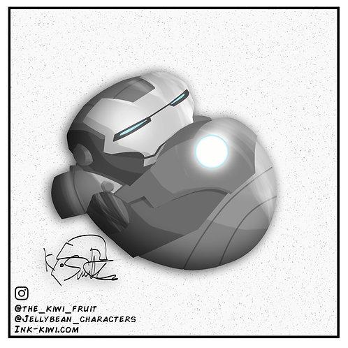Jelly Bean Iron Man Mk II (Iron Man)
