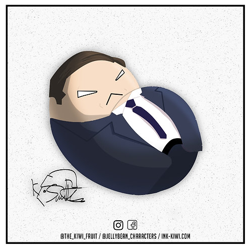 Jelly Bean Phil Coulson