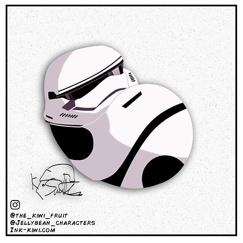 Jelly Bean Stormtrooper (First Order)