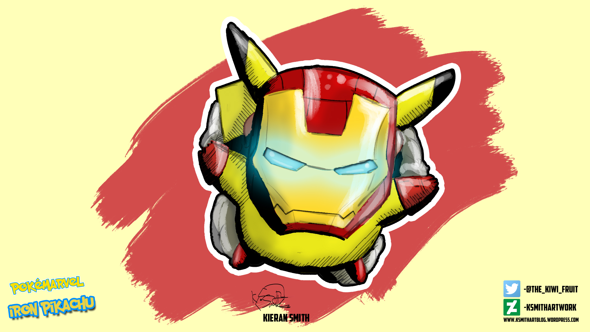 Iron Pikachu Final