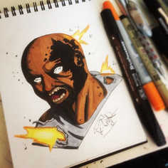 What if Luke Cage was a zombie_ How'd yo