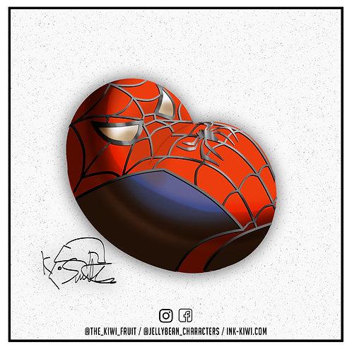Jelly Bean Spider-Man (Toby Mcguire)