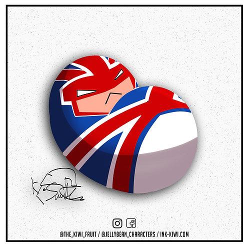 Jelly Bean Captain Britain