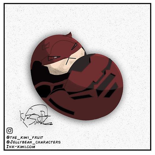 Jelly Bean Daredevil