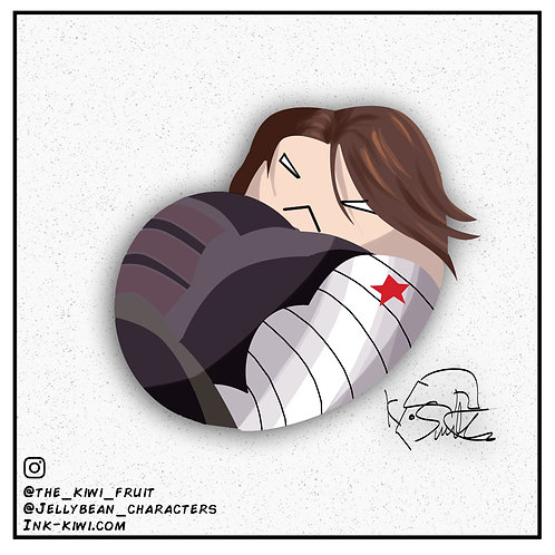 Jelly Bean Winter Soldier
