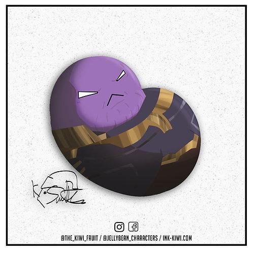 Jelly Bean Thanos (Infinity War)