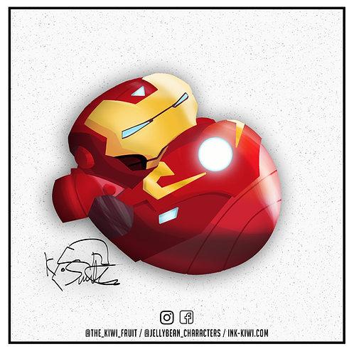 Jelly Bean Iron Man (Ultimate Alliance 3)
