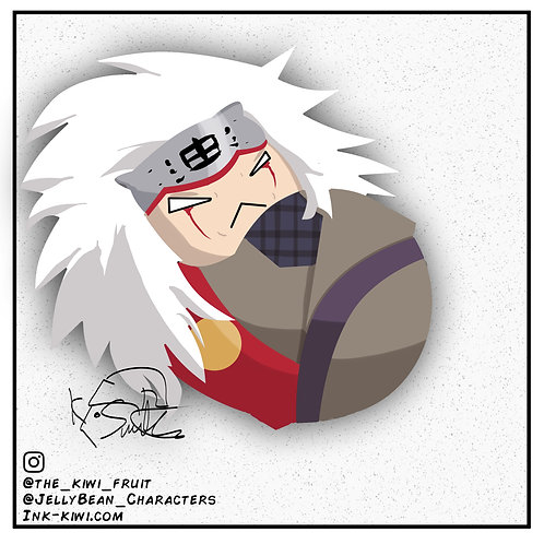 Jelly Bean Jiraiya