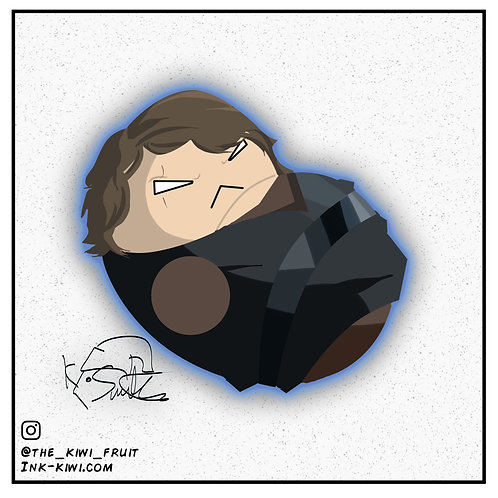 Jelly Bean Anakin Skywalker (Episode 3)