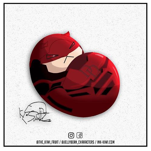 Jelly Bean Daredevil (Ultimate Alliance 3)