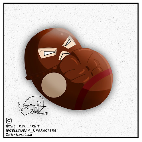 Jelly Bean Juggernaut