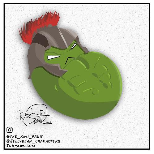 Jelly Bean Hulk (Ragnarok)