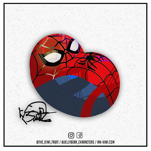 Jelly Bean Spider-Man (Into The Spider-Verse)