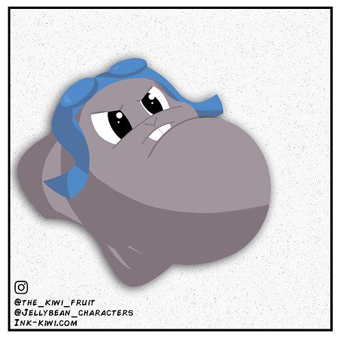 Jelly Bean Rocky