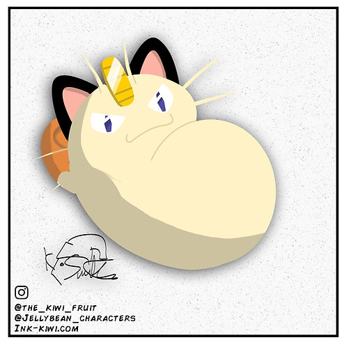 Jelly Bean Meowth