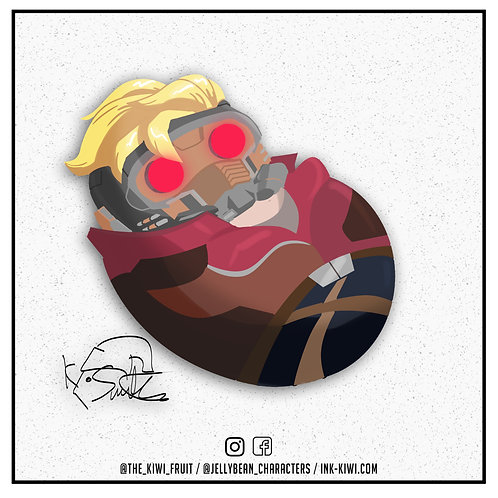 Jelly Bean Star Lord (Ultimate Alliance 3)