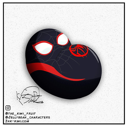 Jelly Bean Miles Morales