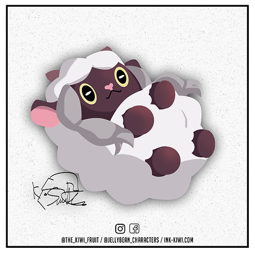 Jelly Bean Wooloo