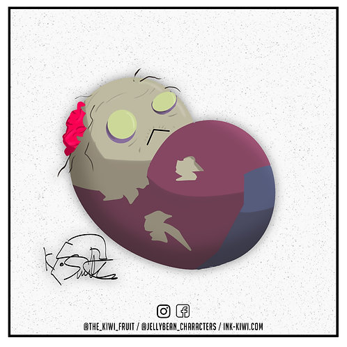 Jelly Bean Zombie