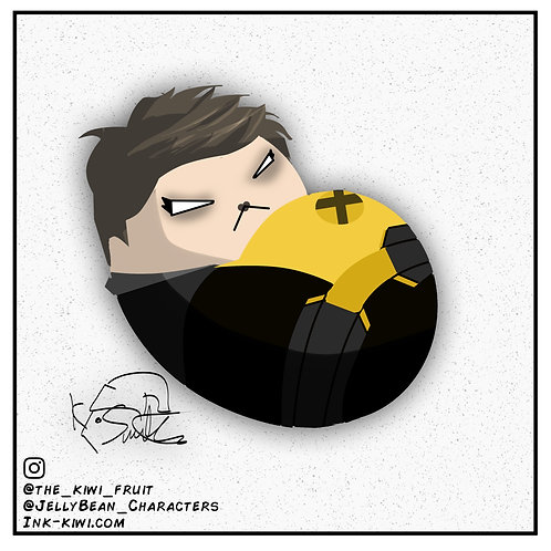 Jelly Bean Negasonic Teenage Warhead