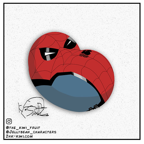 Jelly Bean Spider-Man (Homecoming
