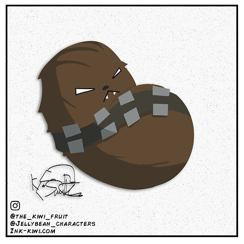 Jelly Bean Chewbacca