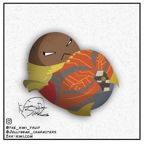 Jelly Bean Okoye